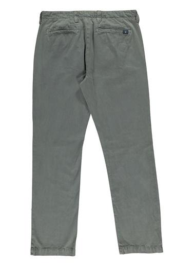 Chill Clo Klasik Pantolon Gri